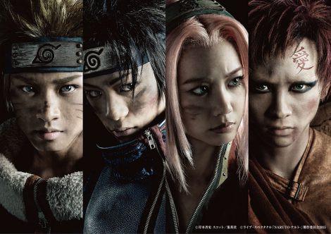 naruto-stage-musical-32 Naruto Müzikalinden İlk Görüntüler
