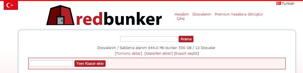 upload-paneli Redbunker upload sitesi