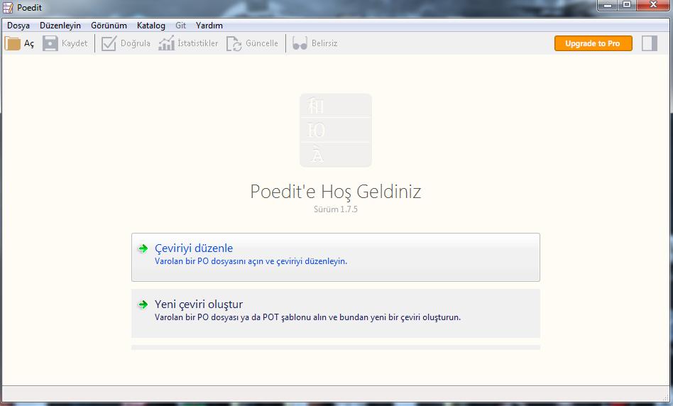 1 WordPress Tema Türkçeleştirme