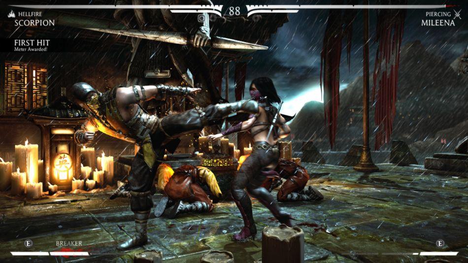 100 Mortal Kombat X - İnceleme
