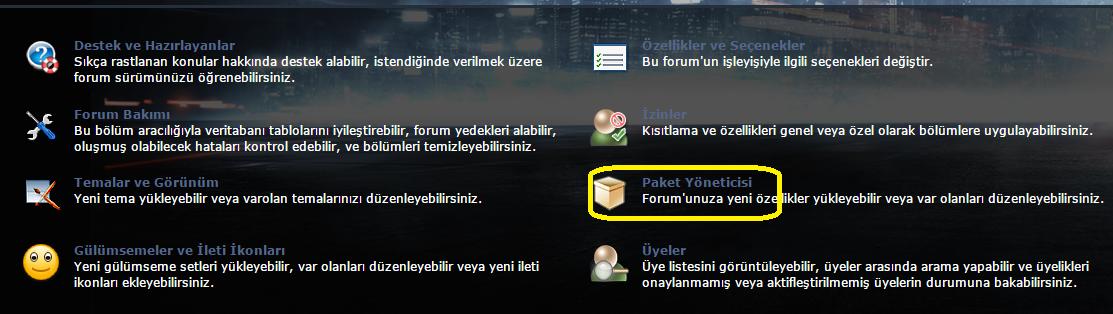 22 SMF forum Facebook,Google+,twitter buton ekleme