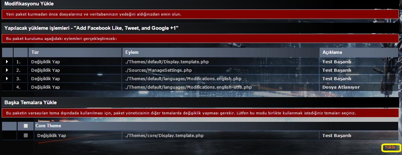 62 SMF forum Facebook,Google+,twitter buton ekleme