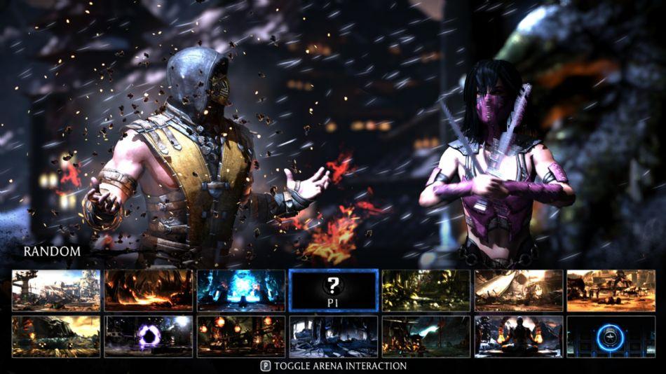 99 Mortal Kombat X - İnceleme