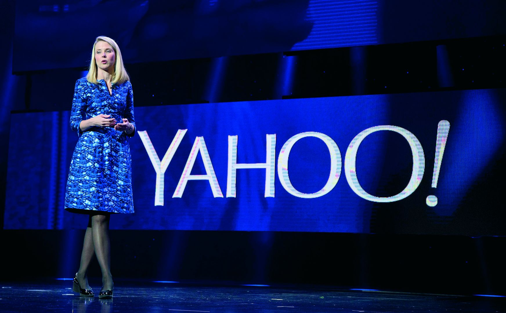 YAHOO-CEO-Marissa-Mayer-Have-You-Hugged-a-Native-Ad-Today Yahoo Foursquare'i Mi Satın Alıyor?