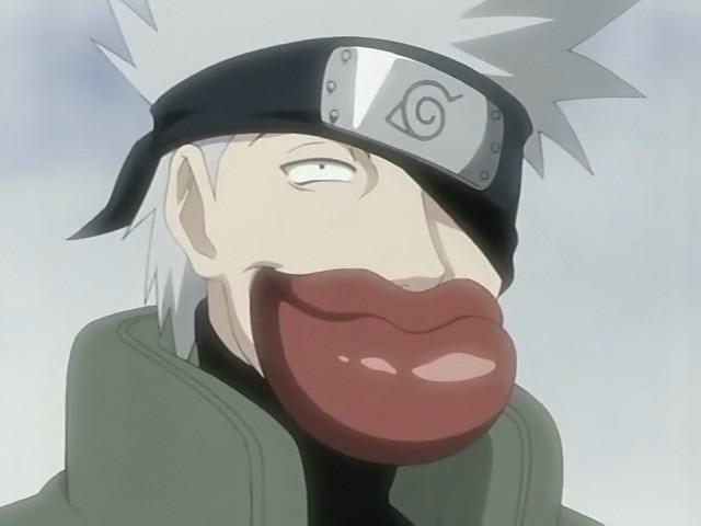 naruto-kakashi-yuzu-fan Kakashi'nin Yüzü Gösterildi Mi?
