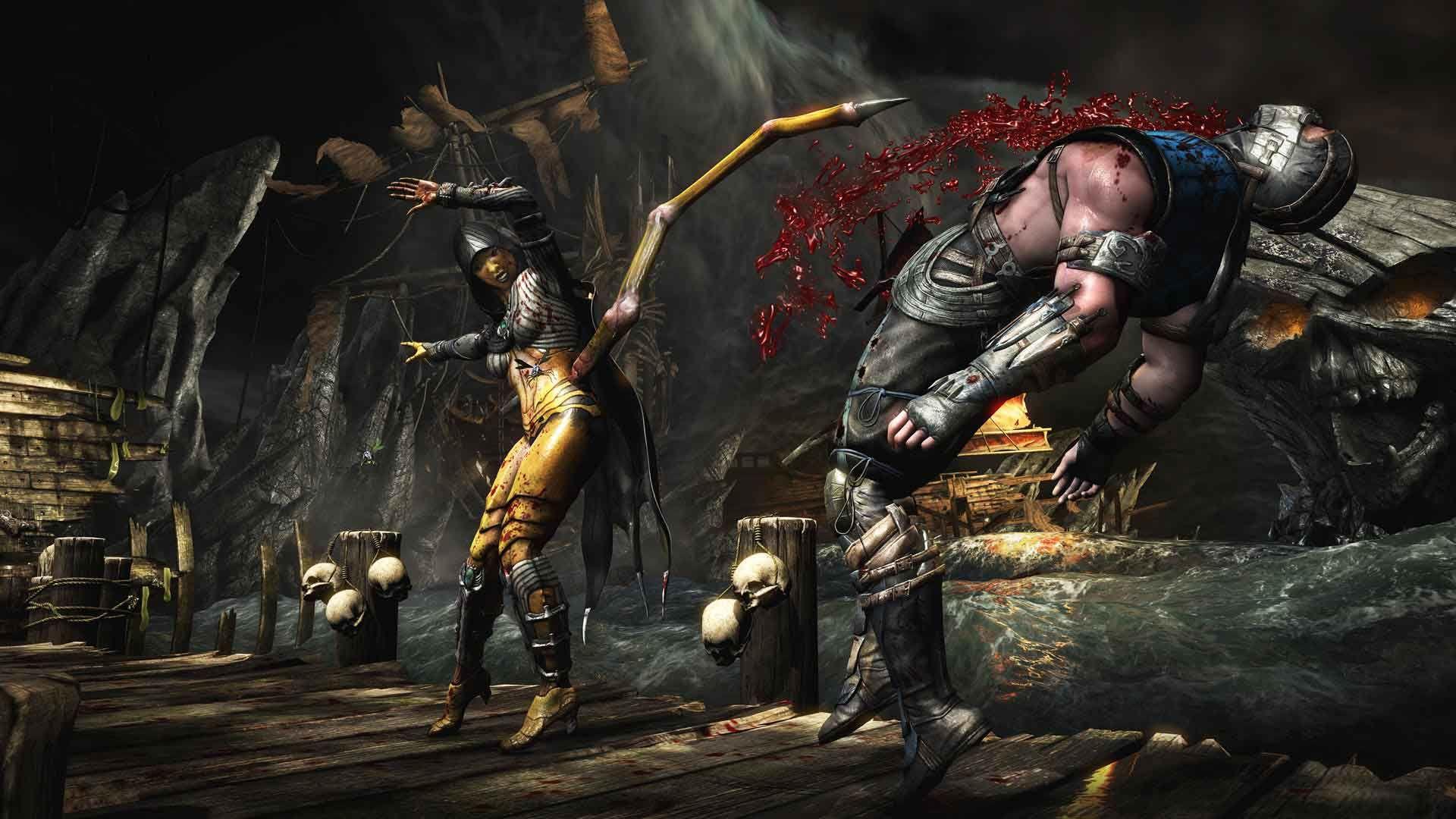 yazi_81205_1 Mortal Kombat X - İnceleme