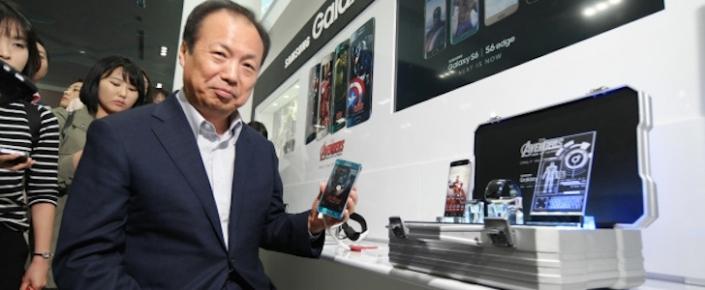 705x290 Samsung'tan Transparan Telefon ve Televizyonlar Gelebilir