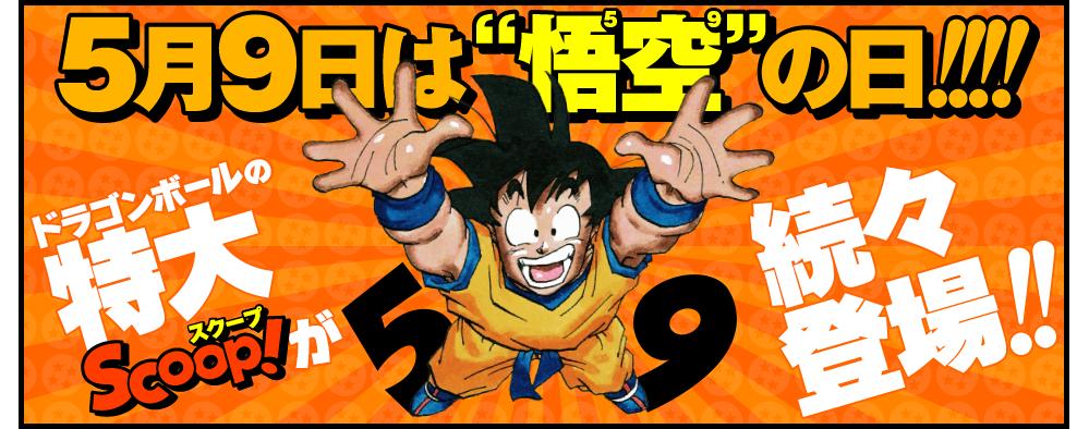 Fr8gETc Goku Günü! Japonya'da Resmen Tanınan Gün 9 Mayıs