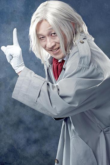 tokyo-ghoul-oyunculari-kostumleriyle-10 Tokyo Ghoul Tiyatro Oyunu