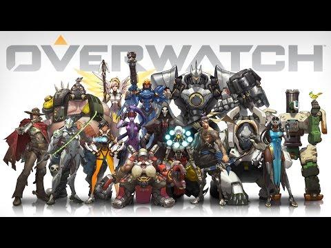 0 Overwatch'tan yeni oynayış videosu