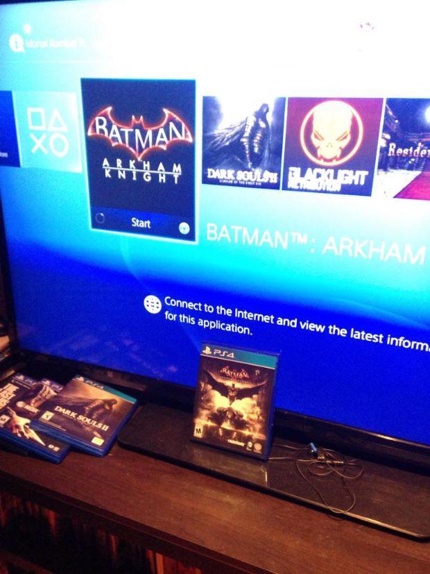 90 Batman: Arkham Knight Erken Erişim