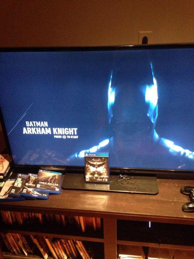 91 Batman: Arkham Knight Erken Erişim