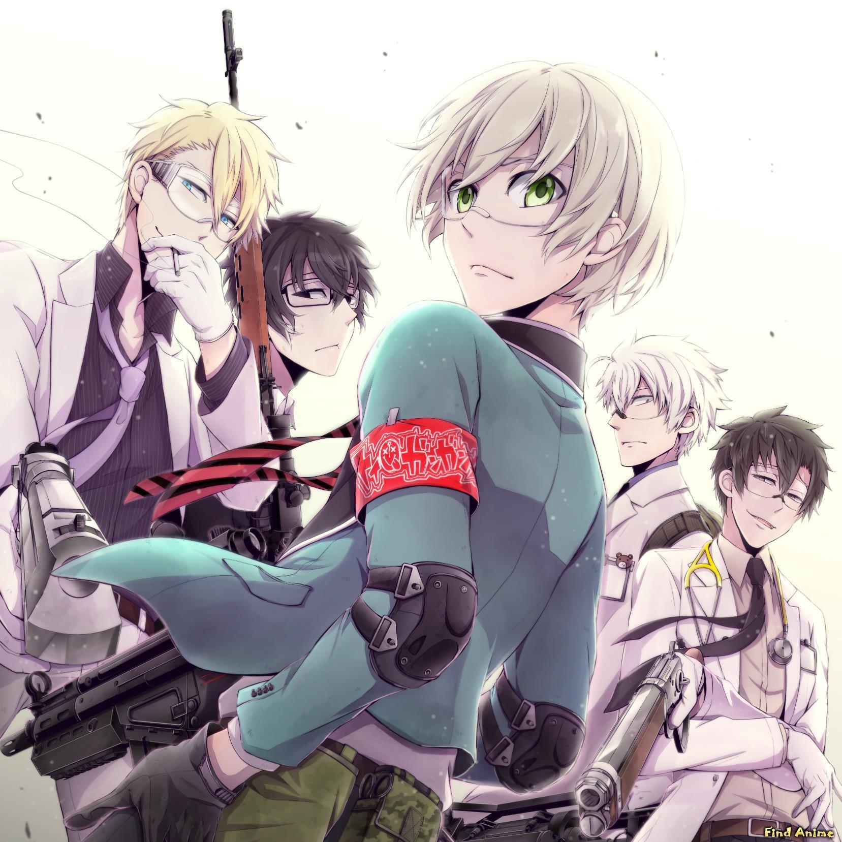 Aoharu-x-Kikanjuu-anime News