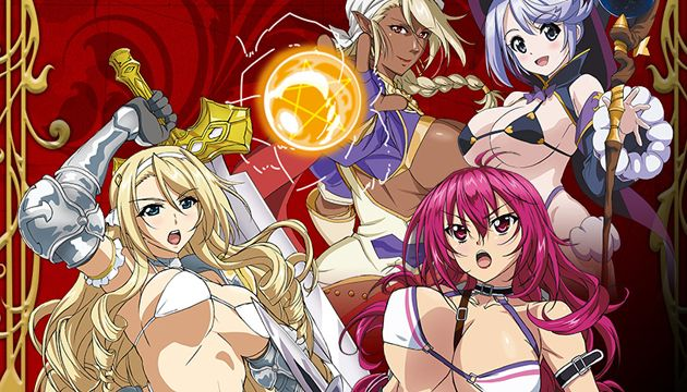 El-anime-de-Bikini-Warriors-solo-quiere-mostrarte-pechos-No-pidas-argumento 8-9 Temmuz 2015'de Çıkacak Animeler