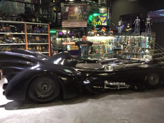 JDLQN3P Batman Koleksiyonu