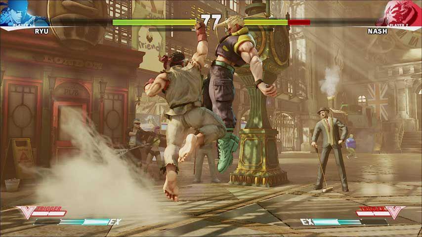 galeri_7 Street Fighter 5'in yeni ekran görüntüleri paylaşıldı