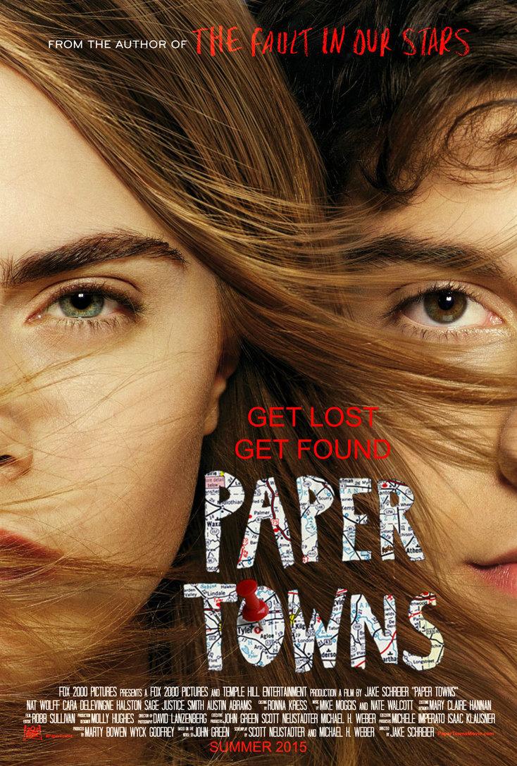 paper_towns__movie_poster__by_blantonl98-d8loztt Daha fazla bilgi | Anime ve Manga haberleri | Oyun ve Teknoloji