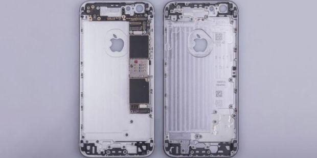 2 iPhone 6S'in kasası ve teknik özellikleri sızdırıldı