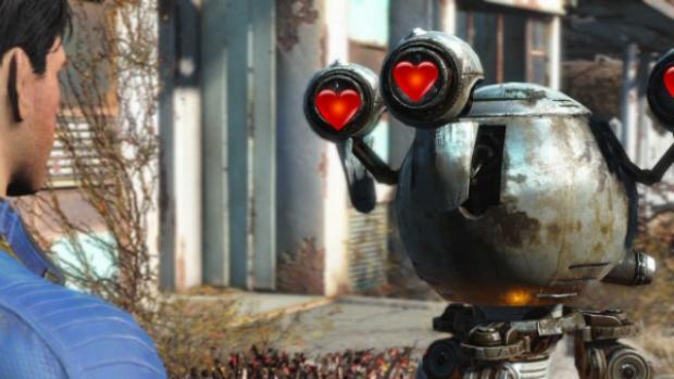 64 Fallout 4'de robot severlere kötü haber