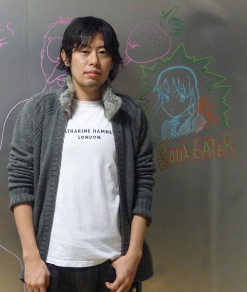 atsushi-ohkubo-soul-eater Soul Eater'ın Mangakasından Yepyeni Bir Manga Serisi