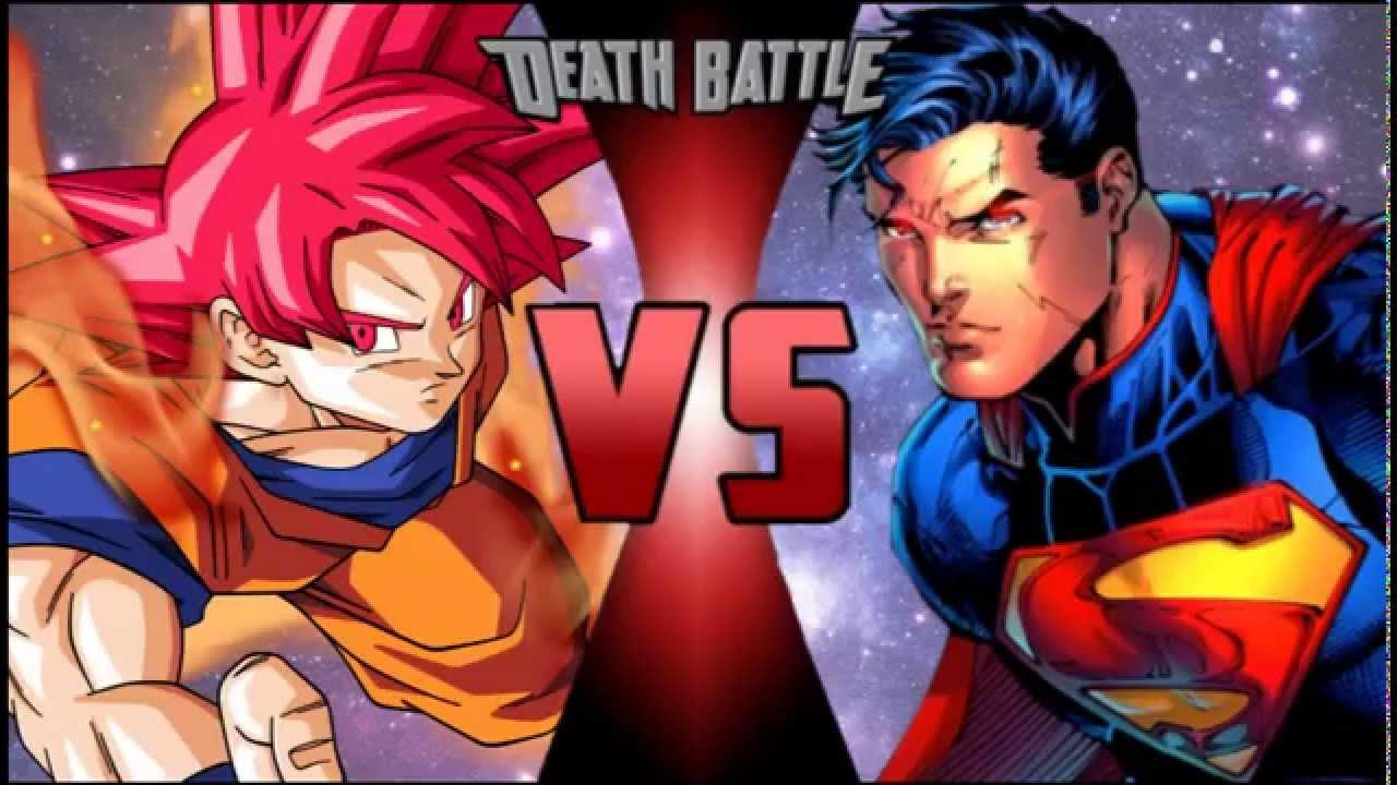 goku-vs-superman-2 News