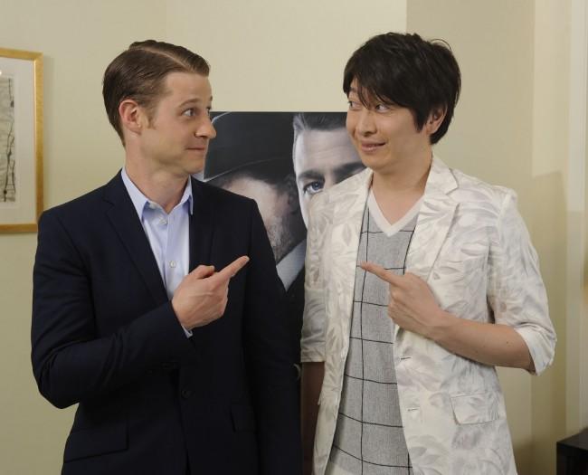 ono-daisuke-ben-mckenzie-1 Ono Daisuke ve Ben McKenzie Buluşması