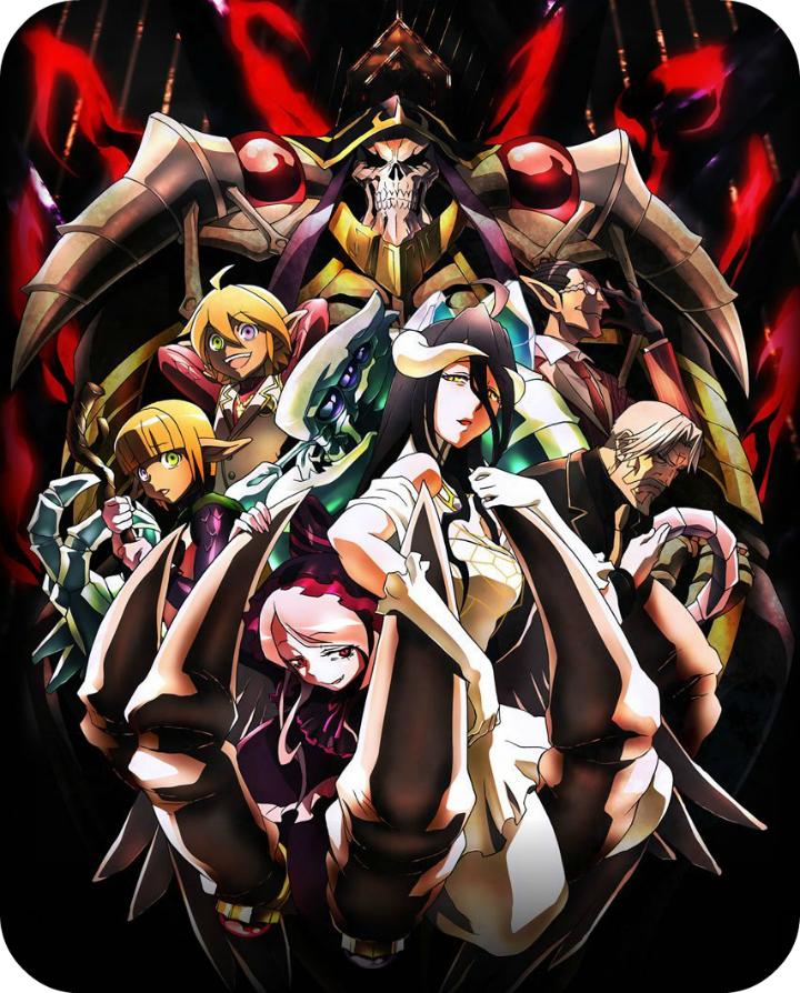 overlord Daha fazla bilgi | Anime ve Manga haberleri | Oyun ve Teknoloji