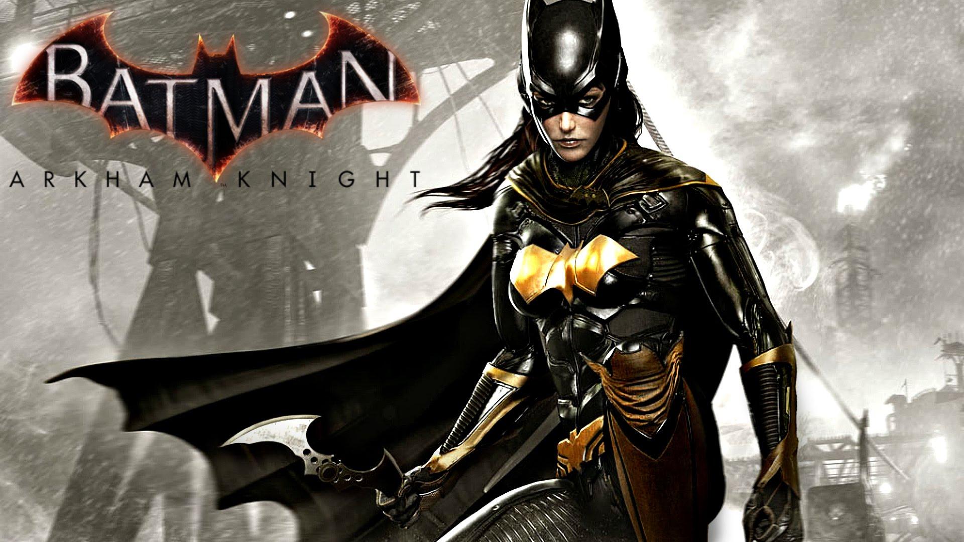 sCBwu1v Batman: Arkham Knight Batgirl DLC İnceleme