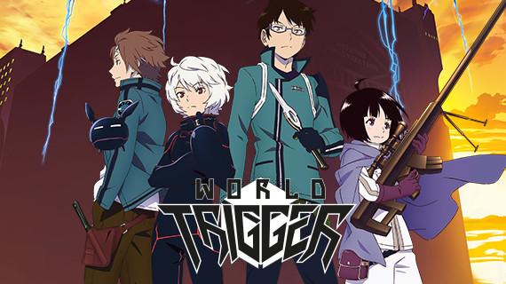 world-trigger World Trigger'a Yeni Bir TV Serisi