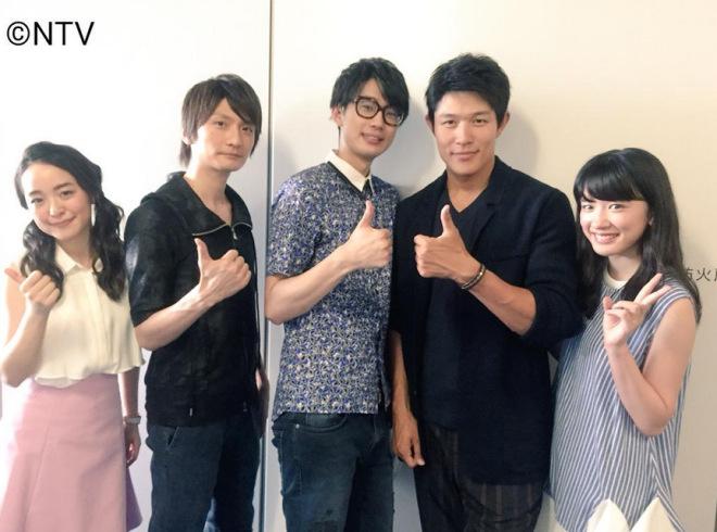 1439059119-ore-monogatari-live-action-anime6 Ore Monogatari!!'nin Anime ve Live Action Ekibi Bir Arada