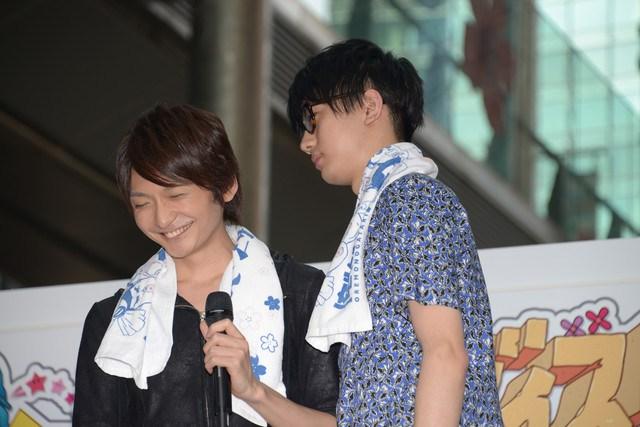 1439059570-ore-monogatari-live-action-anime-cast2 Ore Monogatari!!'nin Anime ve Live Action Ekibi Bir Arada