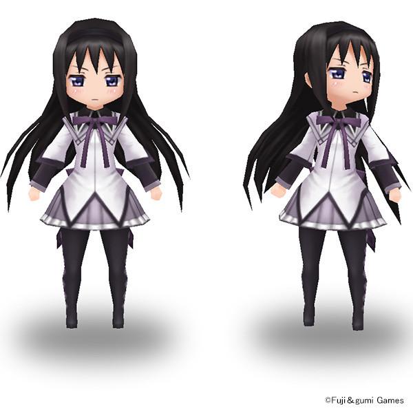 41 RPG Phantom ile Madoka Magica Girls Cross Over