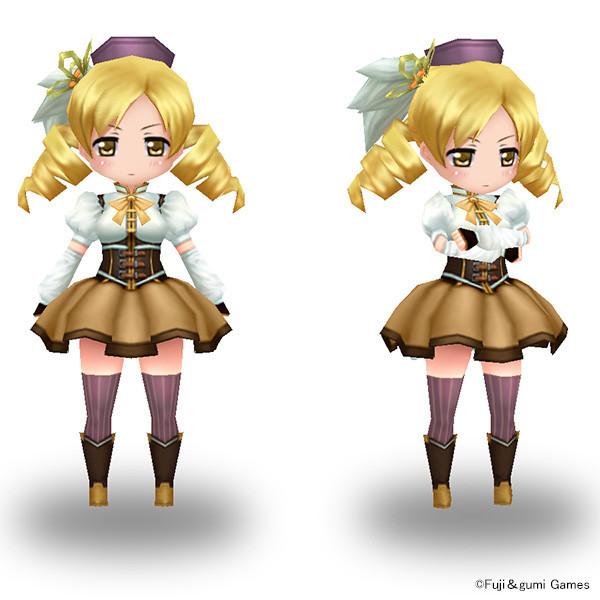 8 RPG Phantom ile Madoka Magica Girls Cross Over