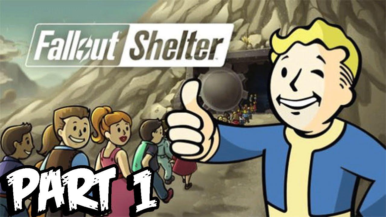 Fallout-shelter Fallout Shelter Android için çıktı