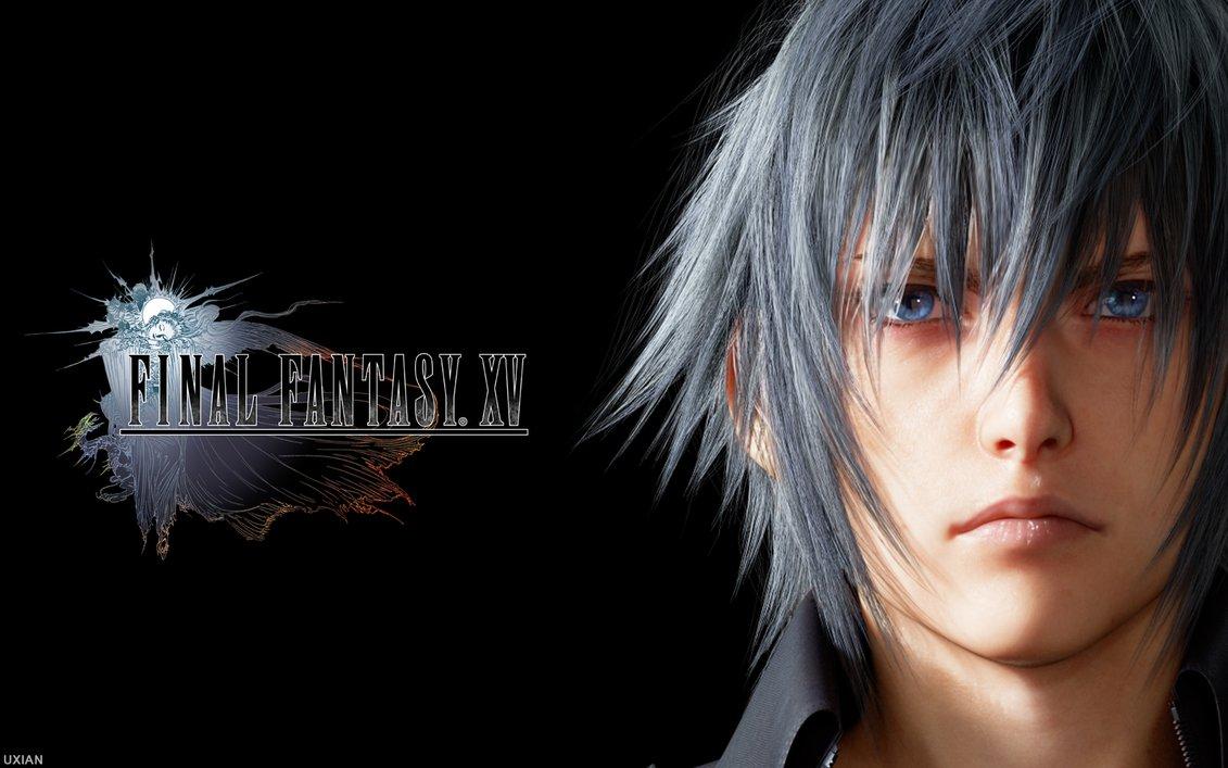 Final-Fantasy-XV-Noctis-Wallpaper Final Fantasy XV  Gamescom fragmanı yayınlandı