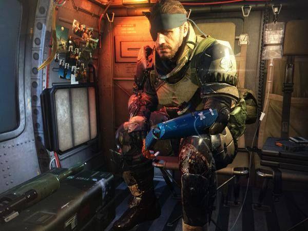 MGS-5 Metal Gear Online'ın çıkış tarihi