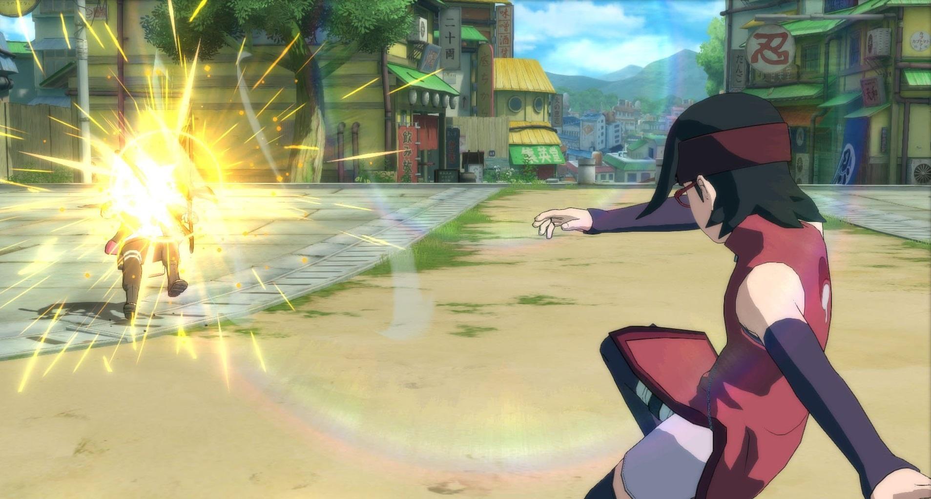 Naruto-Storm-21 Naruto Storm 4 Yeni Gameplay Ekran Görüntüleri