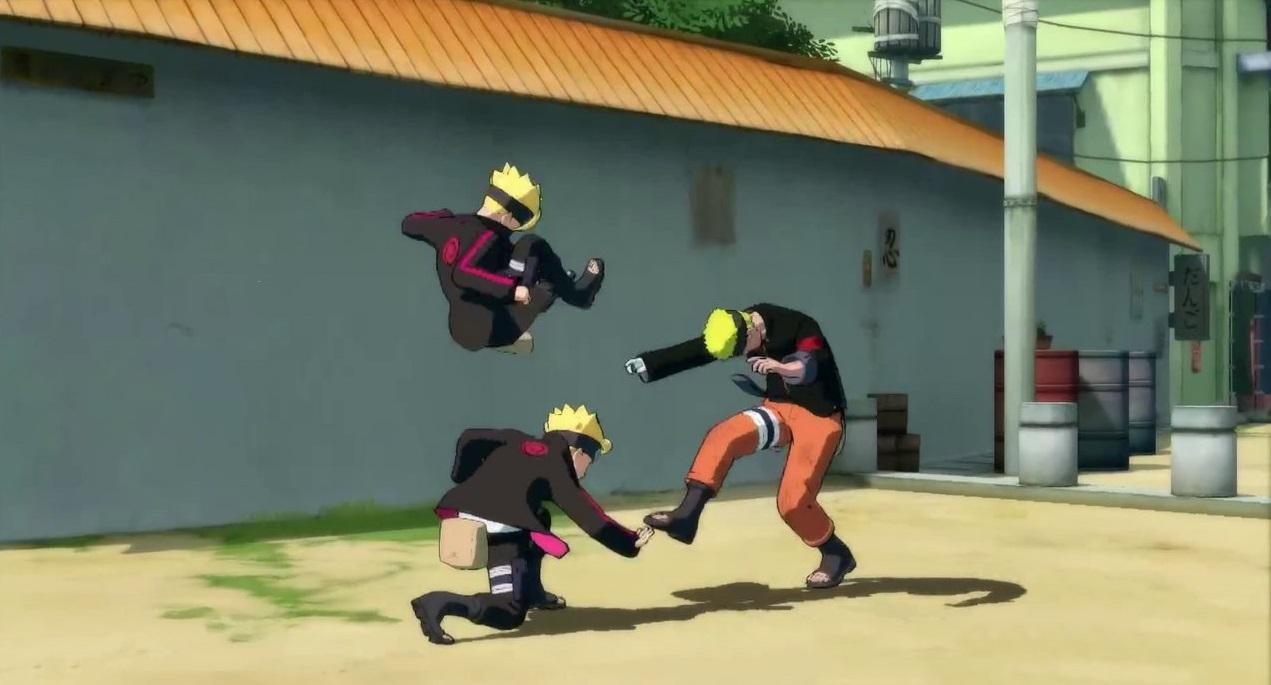 Naruto-Storm24 Naruto Storm 4 Yeni Gameplay Ekran Görüntüleri