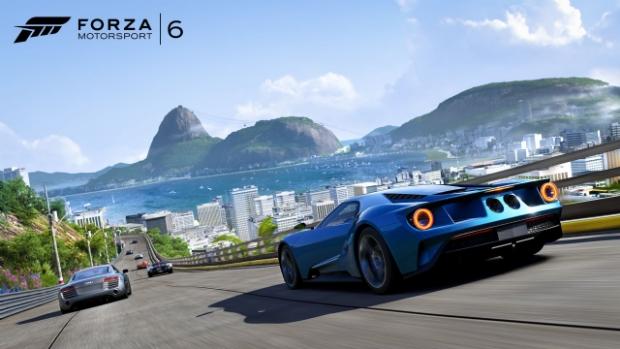 forza1 Forza Motorsport 6 için başarım listesi yayımlandı