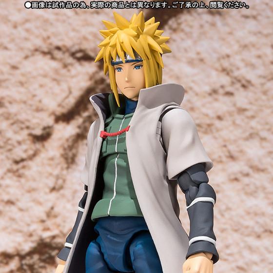 narutofig01 Naruto'nun Babası, Minato Namikaze Figürü çıktı