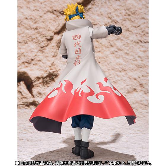 narutofig03 Naruto'nun Babası, Minato Namikaze Figürü çıktı