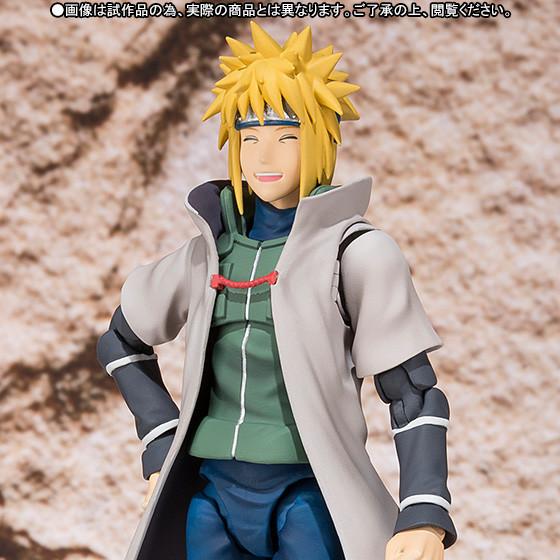 narutofig08 Naruto'nun Babası, Minato Namikaze Figürü çıktı