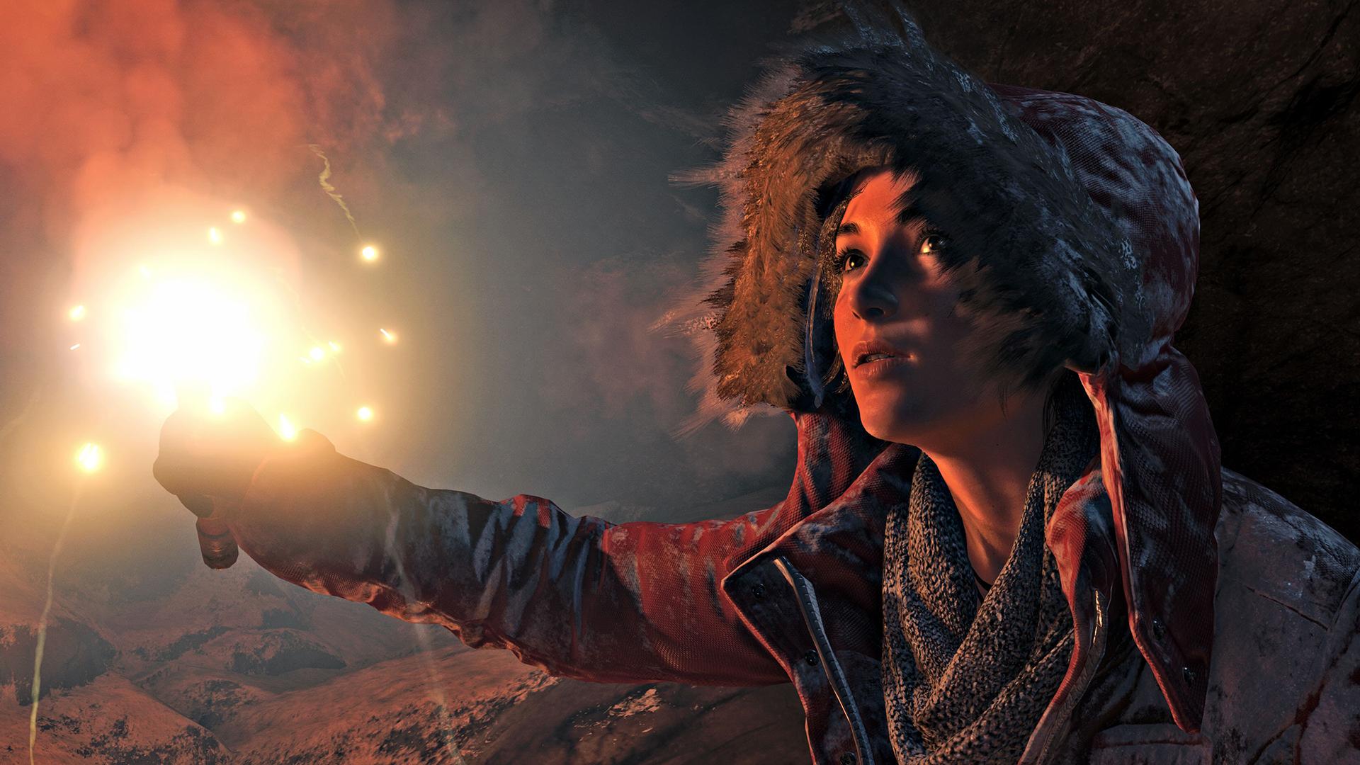 rottr_HNSLiqB Rise of the Tomb Raider Oynanış Videosu