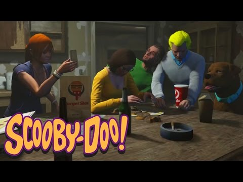 scooby-doo Scooby Doo'nun yerini Chop aldı