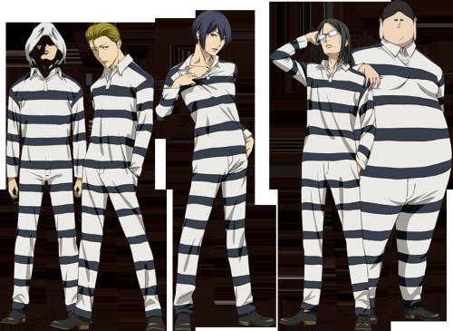 tumblr_nm73recza01qc74q3o1_500 Prison School Live Action Dizisi Geliyor