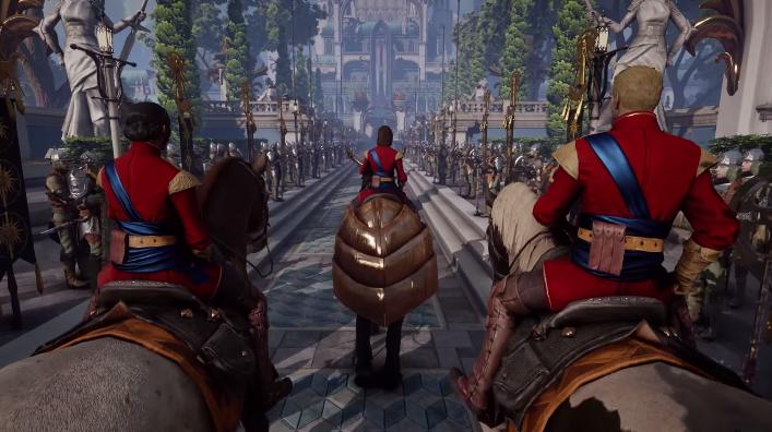 1 Dragon Age: Inquisition'ın Son DLC'si Trespasser Duyuruldu