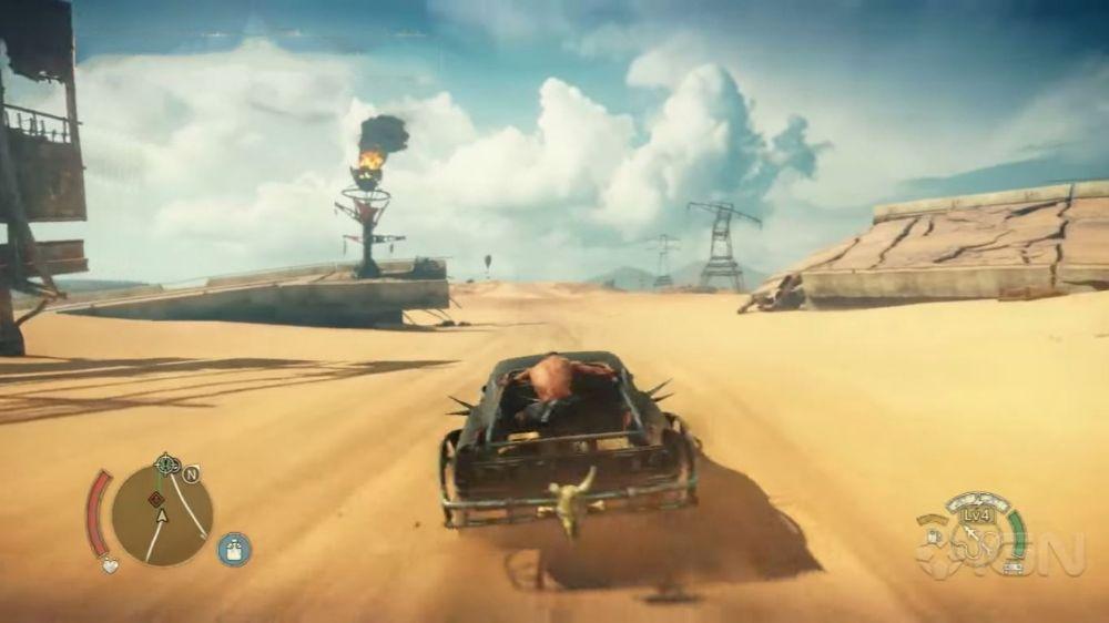 4 Mad Max'in ekran görüntüleri ve Sistem gereksinimleri
