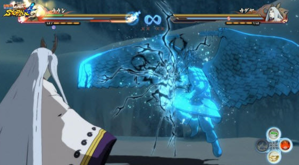 Naruto-Storm-4-10 Naruto Storm 4: Çift Sharingan ve Susanoo Kakashi Ekran Görüntüleri