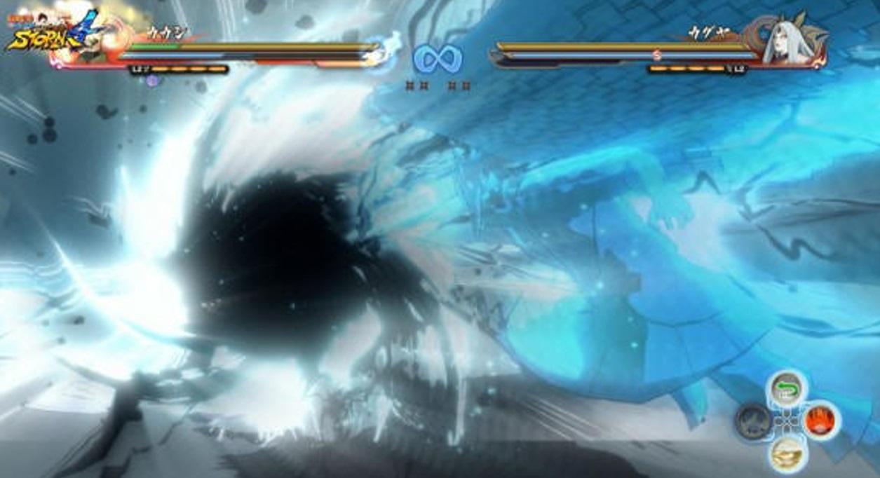 Naruto-Storm-4-13 Naruto Storm 4: Çift Sharingan ve Susanoo Kakashi Ekran Görüntüleri