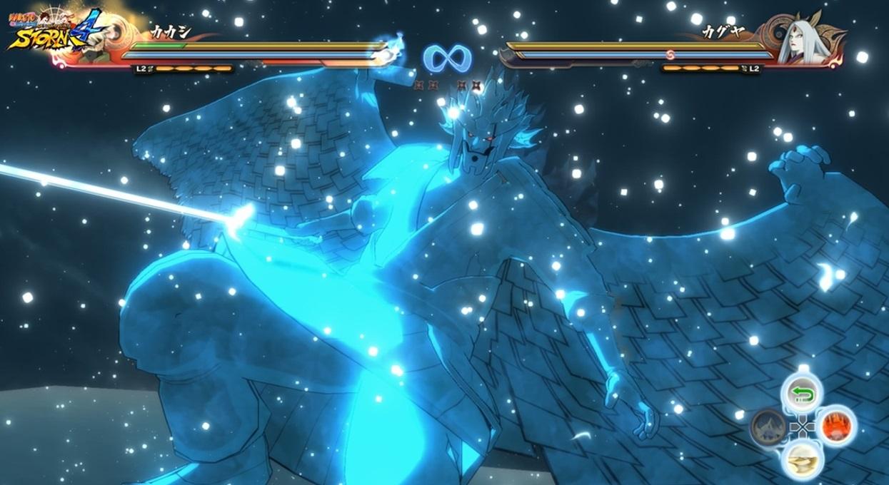Naruto-Storm-4-3 Naruto Storm 4: Çift Sharingan ve Susanoo Kakashi Ekran Görüntüleri